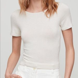 Aritzia Wilfred Free 'Juliana' T-Shirt